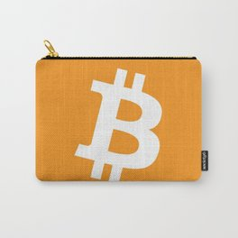Bitcoin Carry-All Pouch