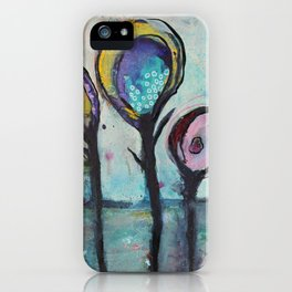 3 Sisters iPhone Case