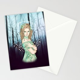 Winter Fairy Stationery Cards