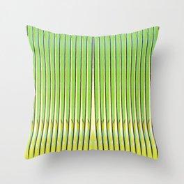Traveler's Palm Throw Pillow