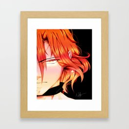 Tasu 'Charged' Framed Art Print