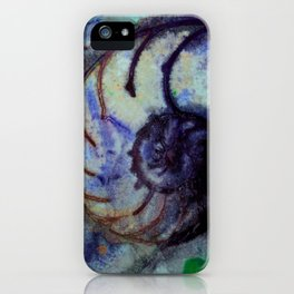 Sea Wish 1B by Kathy Morton Stanion iPhone Case