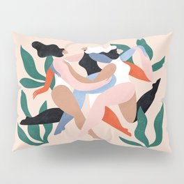 Take time to dance Pillow Sham