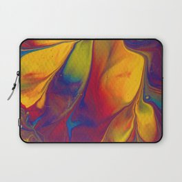Paint Pouring 14 Laptop Sleeve