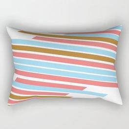 stripes Rectangular Pillow