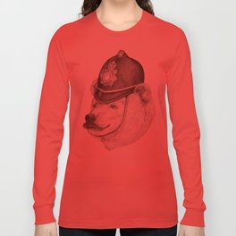 Bearly Legal Long Sleeve T-shirt