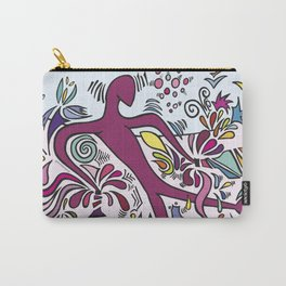 Bacchus' Creation Carry-All Pouch