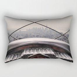 Clarity - NYC Rectangular Pillow