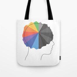"""""""Bipolar"""" Tote Bag"""