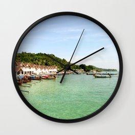 Phi Phi Wall Clock