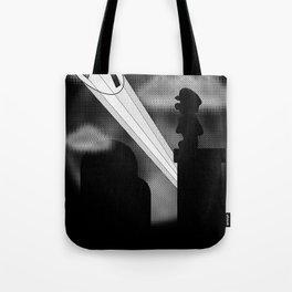 The Plumber Signal Tote Bag