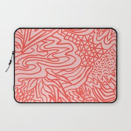 high red Laptop Sleeve