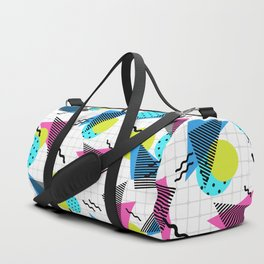 80s Vibe Duffle Bag