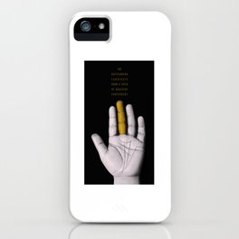 Outstanding iPhone Case