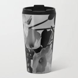 Lemon Clover Wildflowers Bouquet Travel Mug