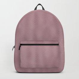 Mottled Vintage Blush Foil Backpack