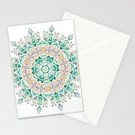 Oriental Mandala Stationery Cards
