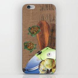 I Like Turtles iPhone Skin
