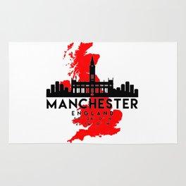 Manchester England Rug