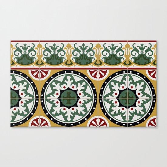 tiles.02 Canvas Print