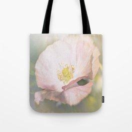 Light pink Flower Tote Bag