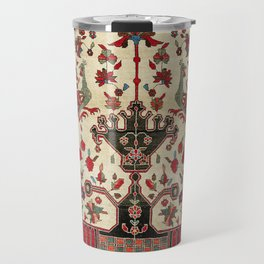 Farahan Arak Antique Persian Rug Travel Mug
