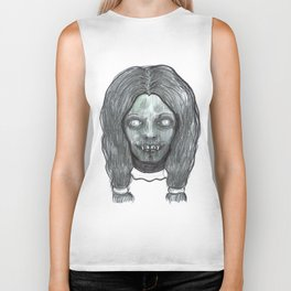 From the Ghoul Closet Biker Tank