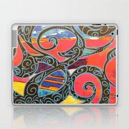 BARQUES ENLACEES Laptop & iPad Skin