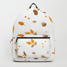 Botanical fall Backpack