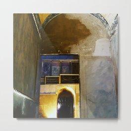 Hagia Sofia Portals Metal Print