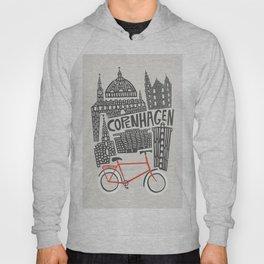 Copenhagen Cityscape Hoody