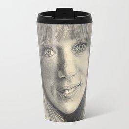 pattie boyd Travel Mug