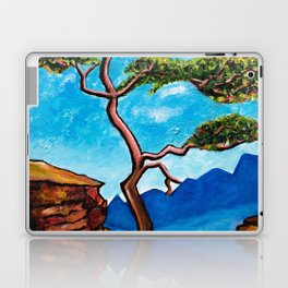 Cypress Tree Laptop & iPad Skin