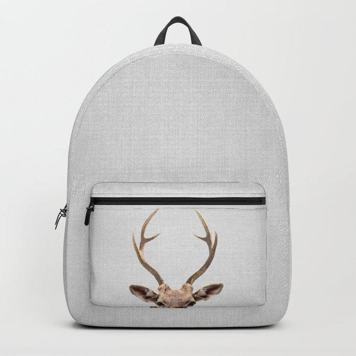 Deer - Colorful Backpack