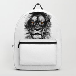 Eyes of the lion Backpack