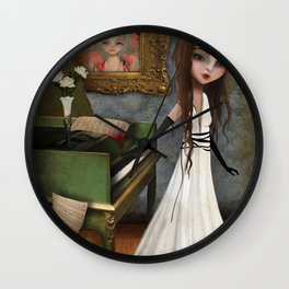 Elizabeth Killbride Wall Clock
