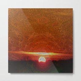 Sunset VIII Metal Print
