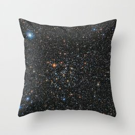 Star Cluster IC 4651 Throw Pillow