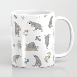 Mole on the way Coffee Mug