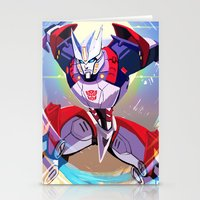 transformers Stationery Cards featuring Transformers: Drift by Esuerc Voltimand