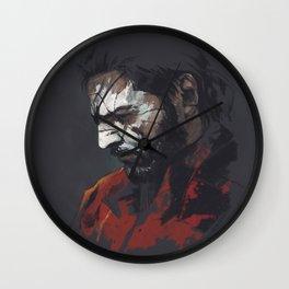 MGSV.Venom Snake Wall Clock