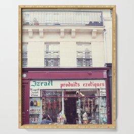 Paris, Produits Exotiques Serving Tray