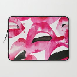 Lip Service Laptop Sleeve