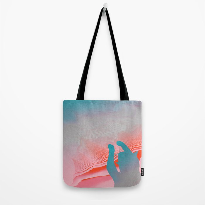 Canyon dive: In search of the Miraculous Tote Bag