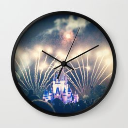 Disney World Wall Clock