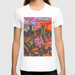 Space Needle Seattle T-shirt