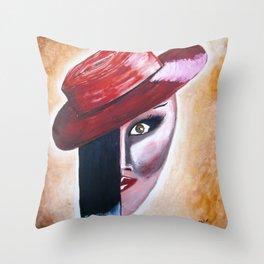 Nikita Throw Pillow