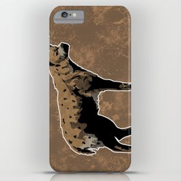 Hyena iPhone Case