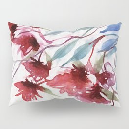 Weeping Red Pillow Sham