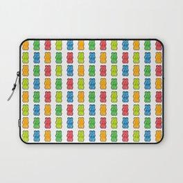 Rainbow Gummy Bears Laptop Sleeve